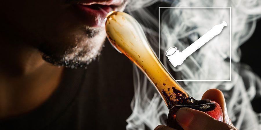 Wie Man Cannabis Mit Einer Pfeife Raucht
