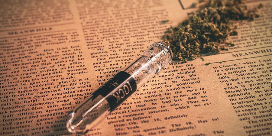 Types Of Cannabis Pipes: One-Hitter