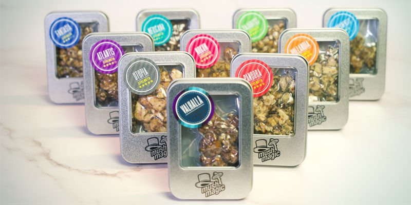 Magic Truffles — Available To Purchase Now