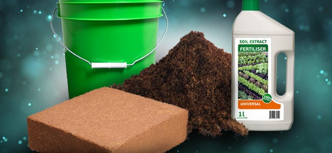 How To Use Coco Coir As A Potting Medium