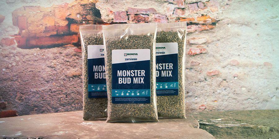 Monster Bud Mix Organic Fertilizer
