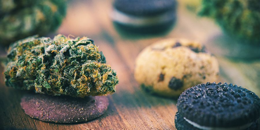 Use Trim And Leaves For Your Edibles