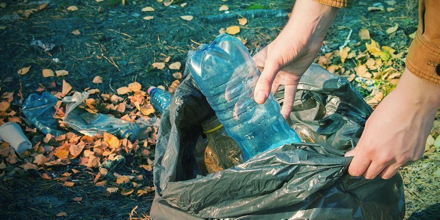 Don't Leave Rubbish Behind