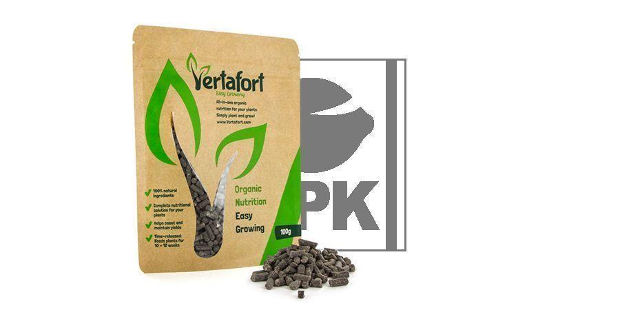 Vertafort Organic Nutrition