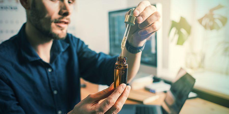 CBD-Öl kann Dir helfen, Dich zu entspannen