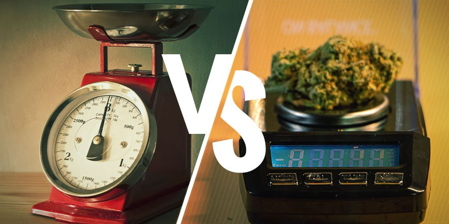 The Difference Between Analogue And Digital Scales