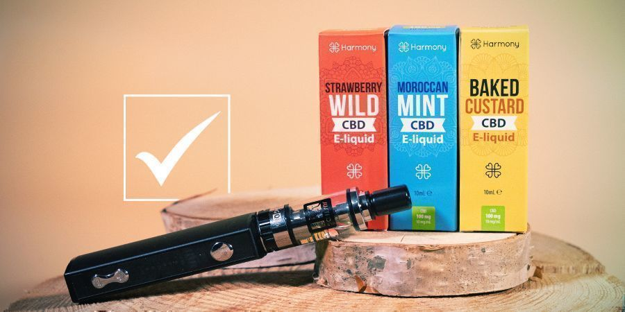 What Are The Benefits Of Vaping CBD Vape Juice?