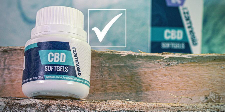 What Are The Benefits Of Taking CBD Capsules?