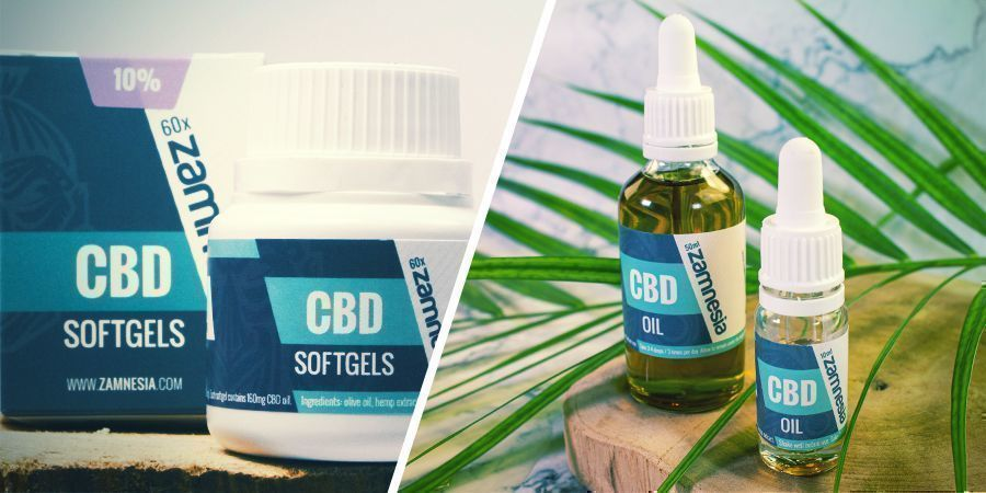 Why Take CBD Capsules Instead of CBD Oil?