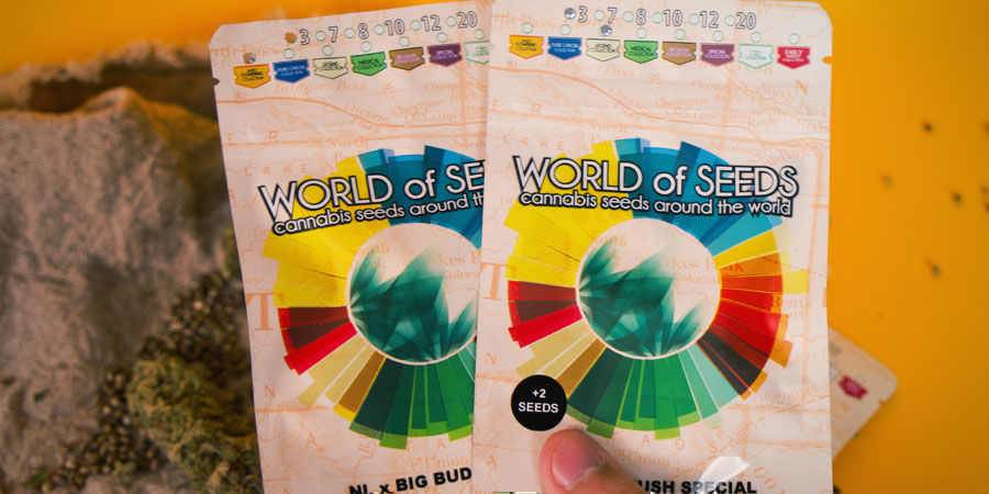 How Are World Of Seeds Cannabis Seeds Packaged?