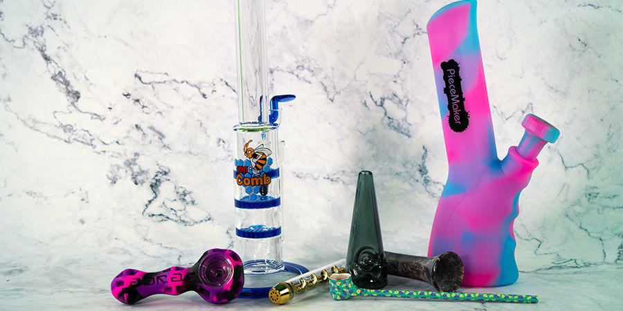 BONGS, PIPES, AND CHILLUMS
