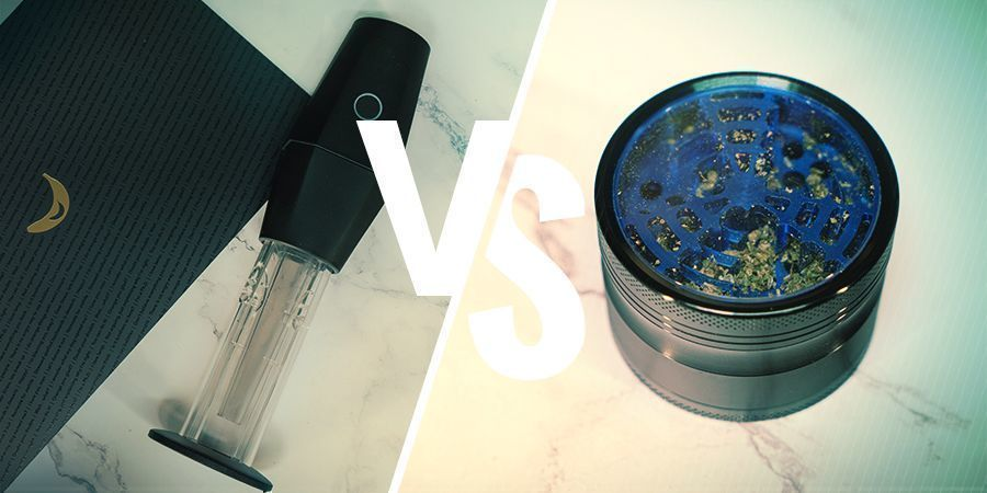 Electric vs manual: how is the weed grinder operated?