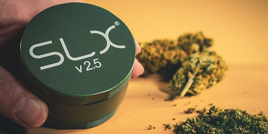 What is a cannabis grinder?