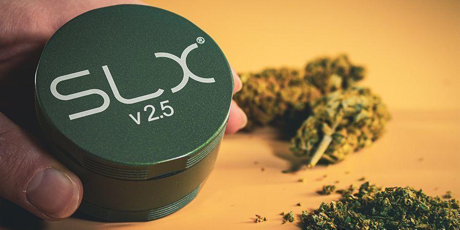 Was ist ein cannabis grinder?