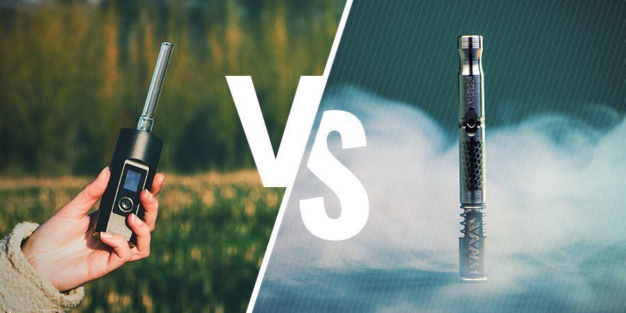 Manuelle vs. elektrische (digitale und analoge) Vaporizer