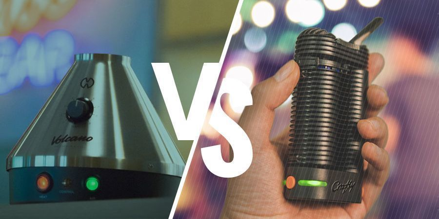 PORTABLE VS. DESKTOP VAPORIZERS