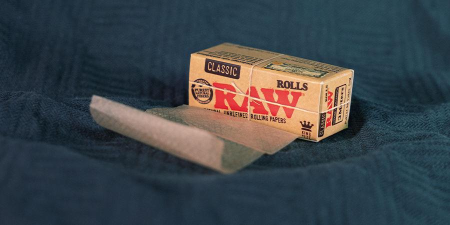 Rolling Paper Rolls