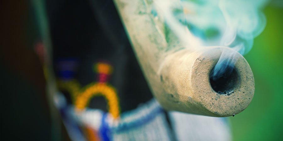 Origins Of Pipe Smoking
