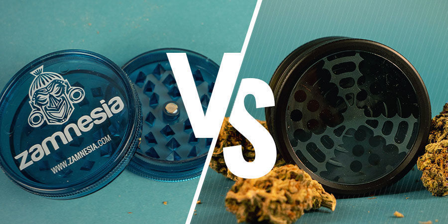 How Do Plastic Grinders Compare to Metal Grinders?