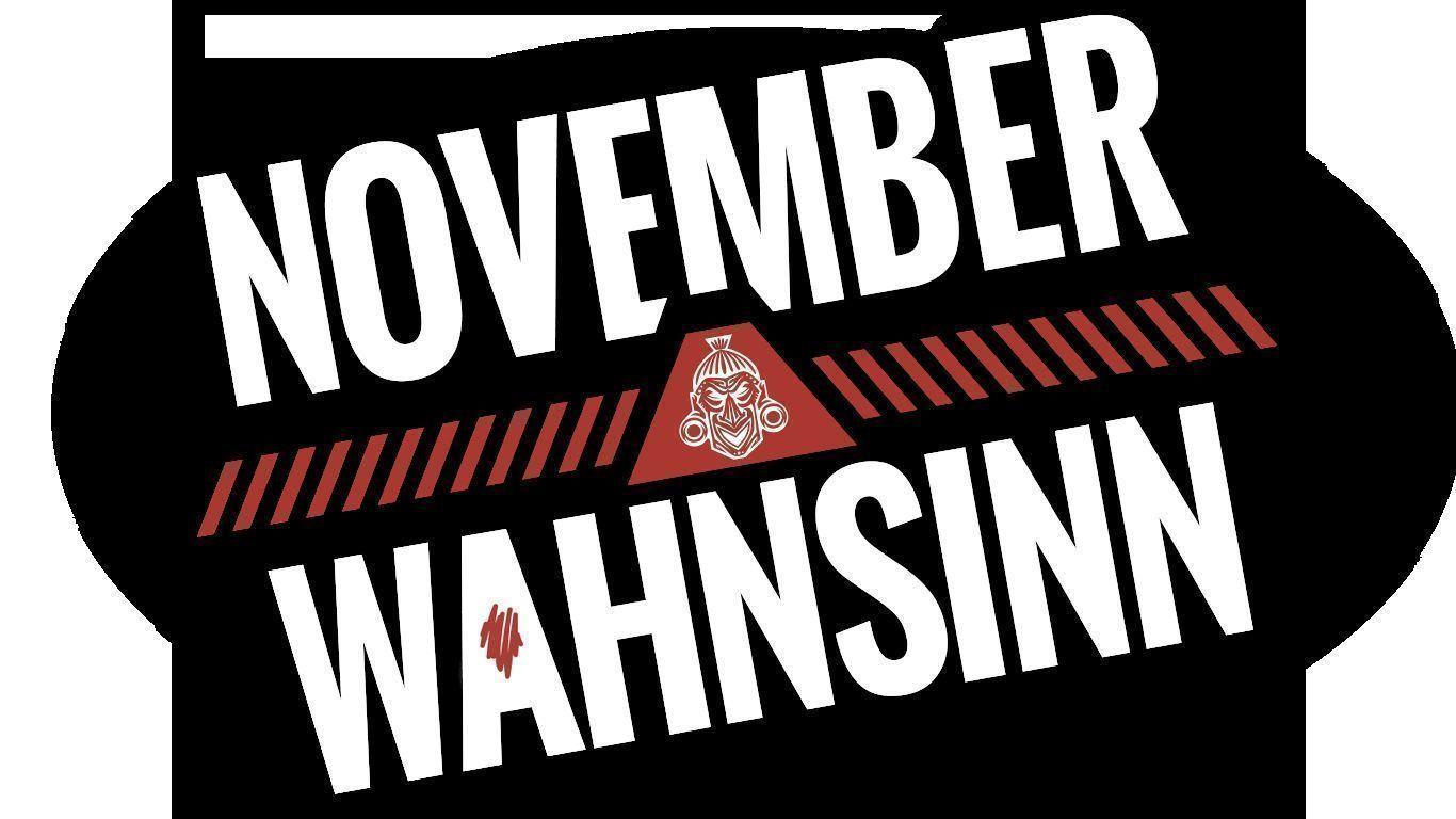 November-Wahnsinn - Deutsch