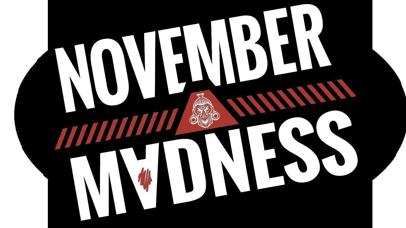 November Madness Zamnesia - English