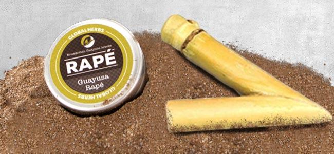 Kuripe Pipe