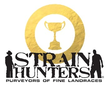 Strain Hunters Awards Logo