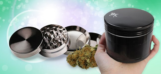 Black Leaf XXL: The Supersized Weed Shredder