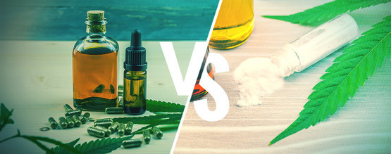 Full Spectrum CBD Vs. CBD Isolate: Which Is Better?