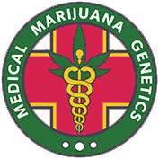 Medical Marijuana Genetics Logo