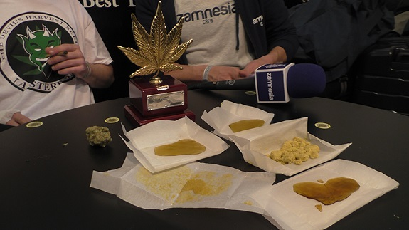 High quality weed, hash and concentrates everywhere!