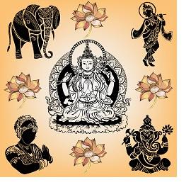 Droom goden buddhisten