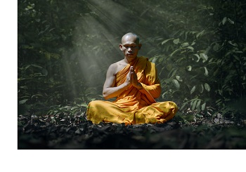 Dream yoga monk