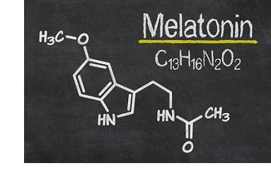 Melatonin Chemische structuur