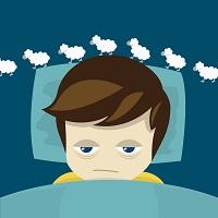 Hombre sin sueño