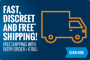 Fast discrete and free* shipping