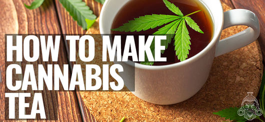 How To Make Cannabis Tea - Stoney by Zamnesia