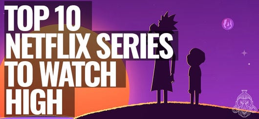 Top 10 Netflix Series To Watch While High
