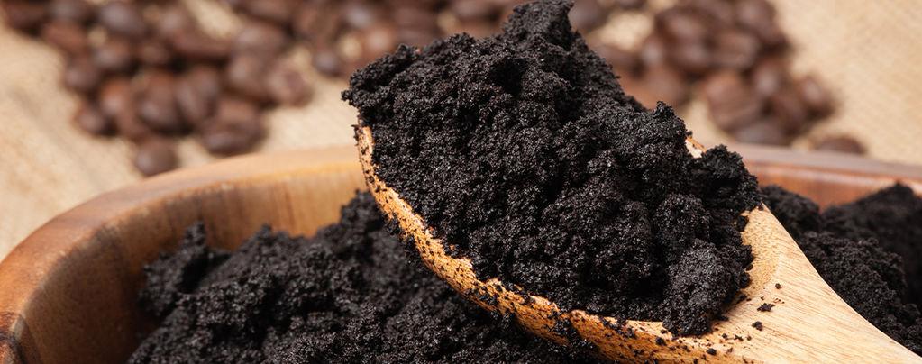 Verwerte Kaffeesatz wieder und mache Deine Pflanzen glücklich