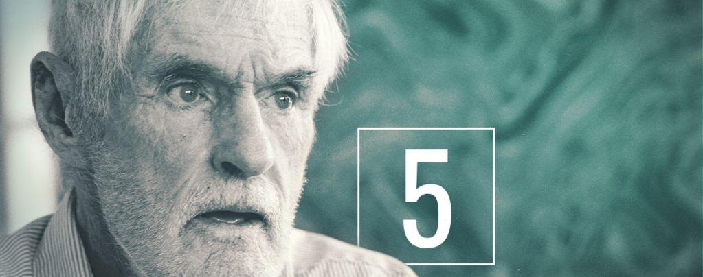 I 5 livelli dell'esperienza psichedelica di Timothy Leary