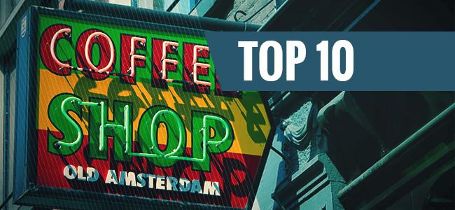 Amsterdam Coffee Shops Tips