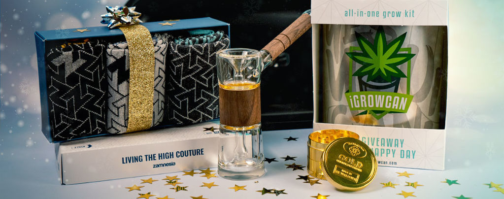 The Best Cannabis Christmas Gifts Of 2016