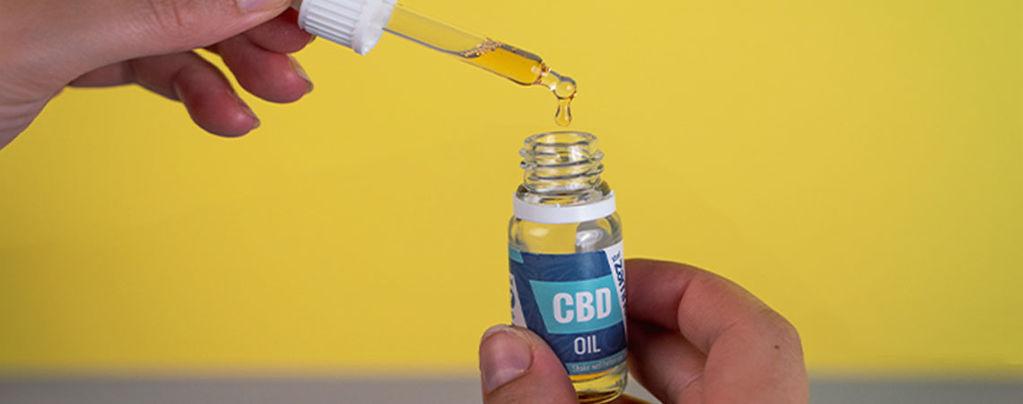 olio di CBD e cannabis