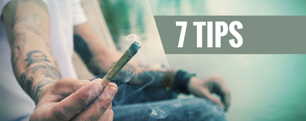 Smoking Cannabis Amsterdam