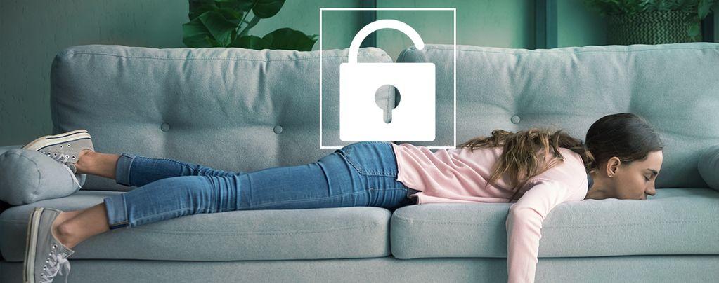 Cannabis Couch Lock