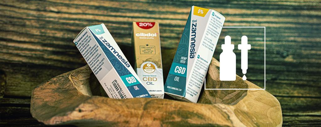 CBD Öl Und Hanföl