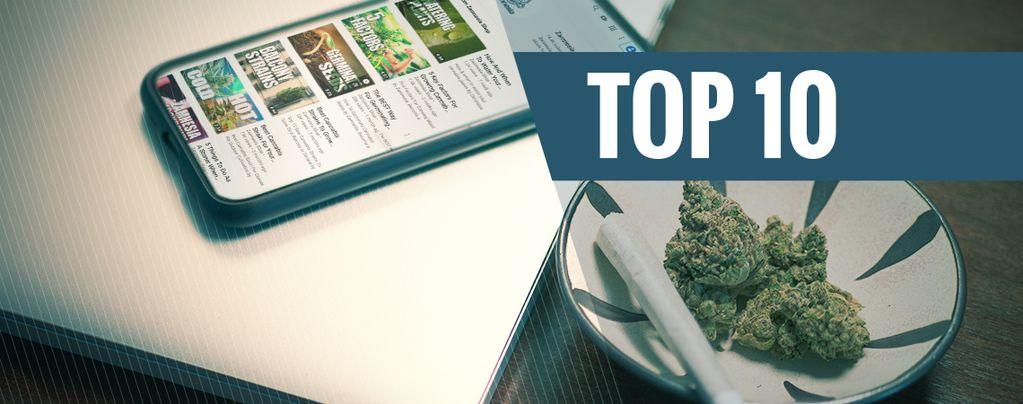 Top 10 YouTube-Kanäle