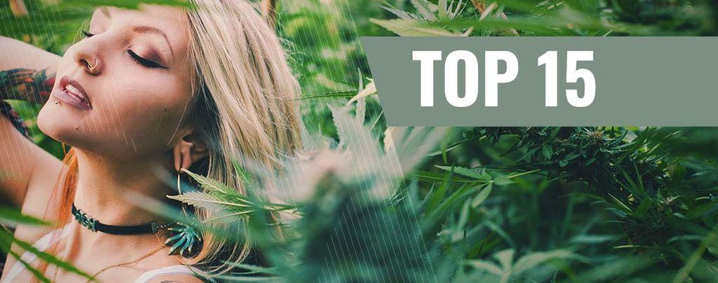 La Top 10 Fra Le Donne Della Ganja