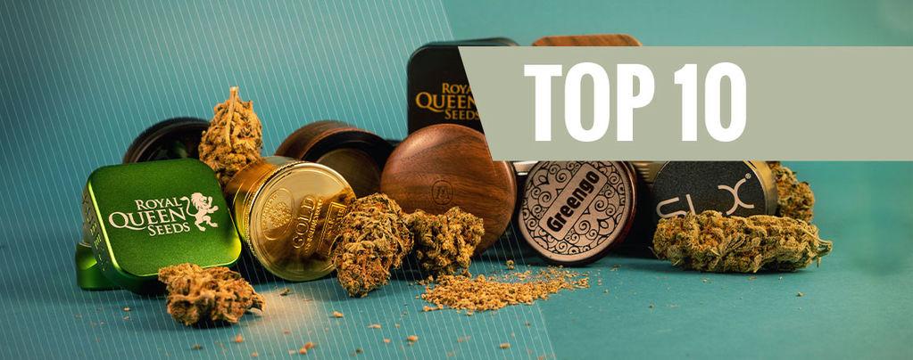 10 Migliori Grinder Per Ganja
