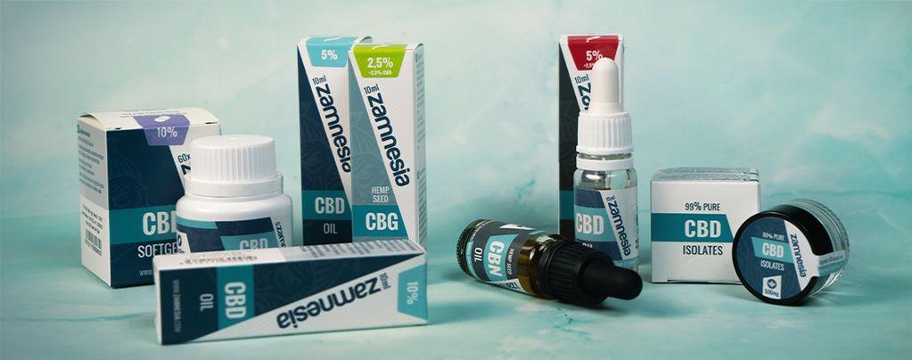 Top 5 CBD-Produkte
